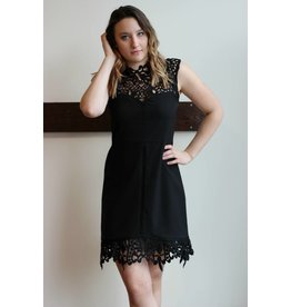 LUMIER by BARIANO PAINTED ON MY HEART A-LINE DRESS