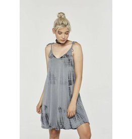 PROJECT SOCIAL T DENNEY DYED DRESS