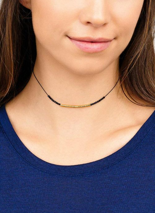 GORJANA POWER GEMSTONE CHOKER