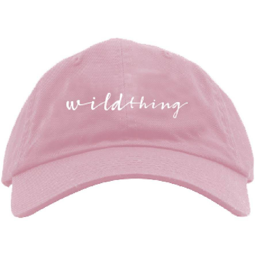 Spiritual Gangster WILD THING DAD HAT