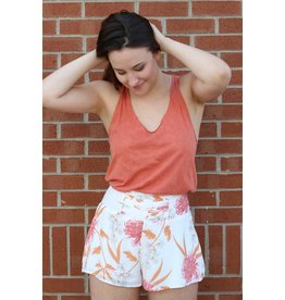 MINK PINK DAY DREAMER HIGH WAISTED SHORTS