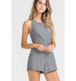 LUSH CLOTHING OVERBOARD ROMPER