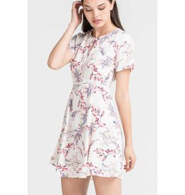 LUSH CLOTHING TEA PARTY FLORAL DRESS