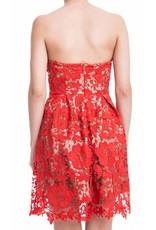 LUSH CLOTHING AMORE LACE DRESS