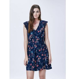 DANIEL RAINN ELLA FLORAL DRESS