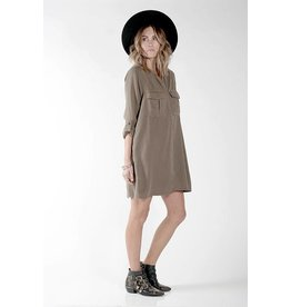 KNOT SISTERS COPPER DRESS