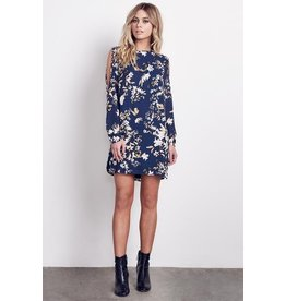 ALI & JAY FLORAL ROMANCE MINI DRESS
