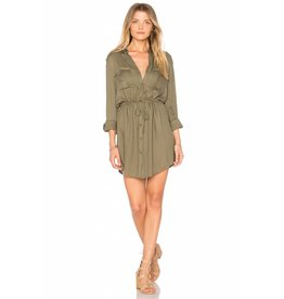 JACK BY BB DAKOTA CASEY SHIRT DRESS