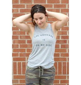 Spiritual Gangster THE UNIVERSE MUSCLE TANK