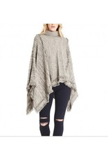 MICHAEL STARS TOTALLY TWISTED PONCHO