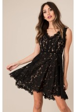 BLACK SWAN LUCIA LACE DRESS