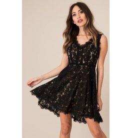 BLACK SWAN LUCIA LACE DRESS