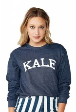SUBURBAN RIOT KALE WILLOW SWEATSHIRT