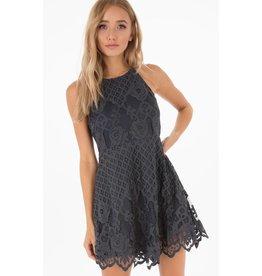BLACK SWAN CHARLOTTE LACE DRESS