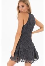 BLACK SWAN CHARLOTTE LACE DRESS
