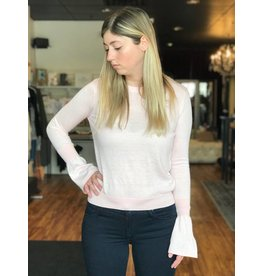 HEARTLOOM FIONA TIE BACK SWEATER
