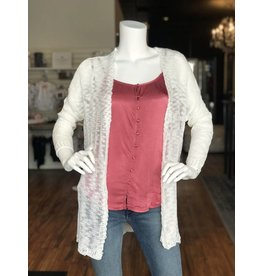 RD STYLE CARLY OPEN CARDIGAN
