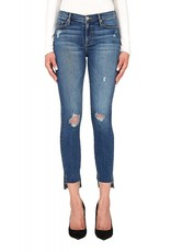 BLACK ORCHID MIRANDA OFF STEP HIGH RISE SKINNY