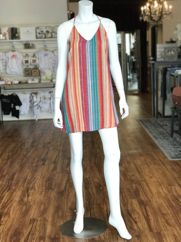 SAGE THE LABEL DAYTIME DISCO DRESS