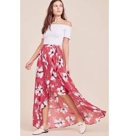 JACK BY BB DAKOTA KALIYAH MAXI SKIRT