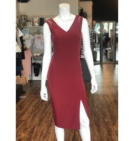 GRACE WILLOW FONTAINE DRESS