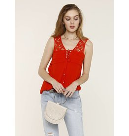 HEARTLOOM KENDRA TOP