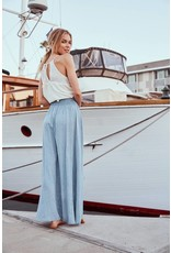 SAGE THE LABEL KEEP HER WILD MAXI SKIRT