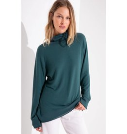 Z Supply SOFT-SPUN MOCK NECK P/O