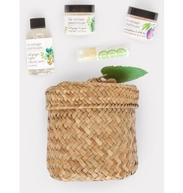 COTTAGE GREENHOUSE Herbs & Tea Gift Set
