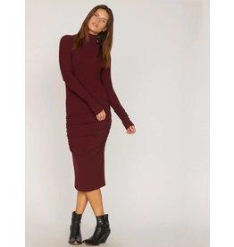 Sanctuary Clothing ESSENTIAL TURTLENECK DRESS