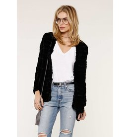 Heartloom Tilda Rabbit Fur Jacket