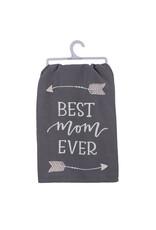 Primitives by Kathy BEST MOM EVER TOWEL