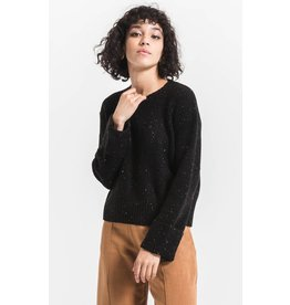 Rag Poets Marina Cropped Sweater