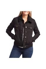 ARTICLES OF SOCIETY Liz Sherpa Denim Jacket