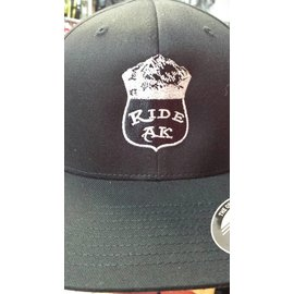 MAD HATTER DESIGNS RIDE AK BALL CAP