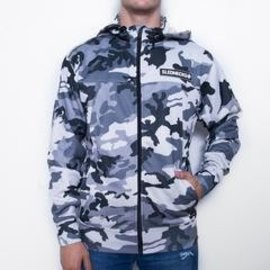 Slednecks COMMANDANT ZIP HOODY