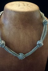 Jewelry VCExclusives: Knots on Silver Strands