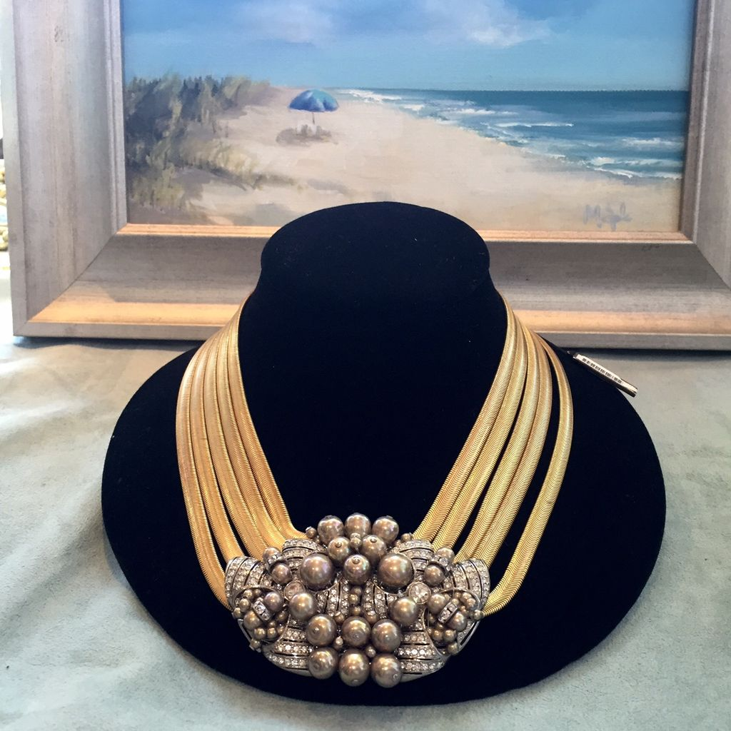 Jewelry FMontague: Princess Gorget