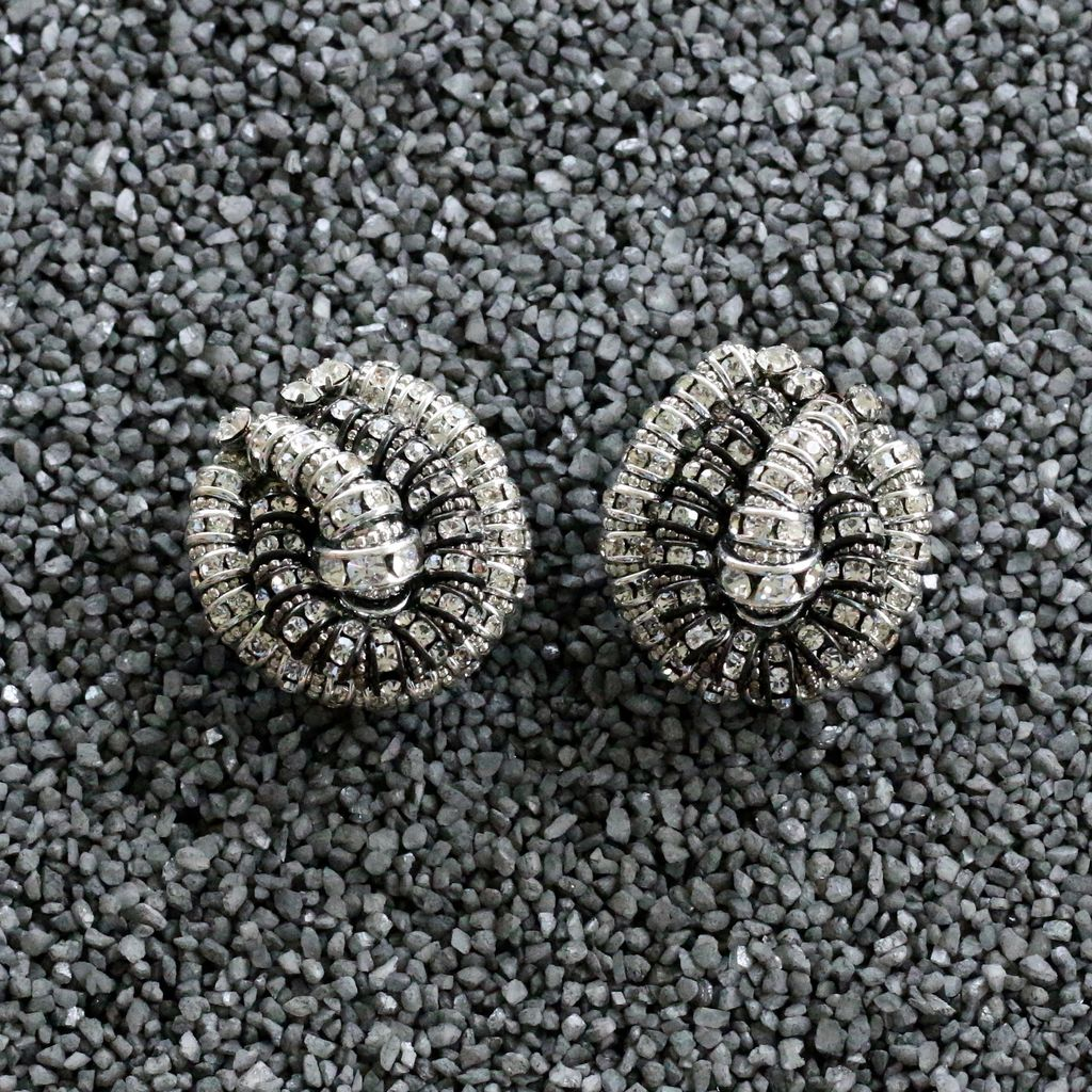 Jewelry FMontague: Vendome Silver Ouroboros