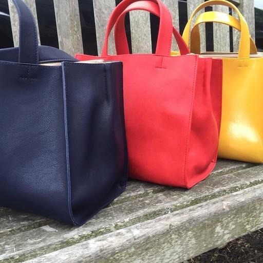 Handbags VCExclusives: Yellow Handbag