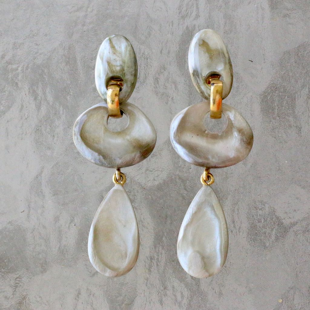 Jewelry Denaive: Fawn Dangles