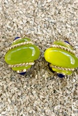Jewelry VCExclusives: Green Shell w/Gold Rope