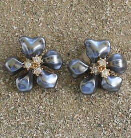Jewelry KJLane: Silver Petals