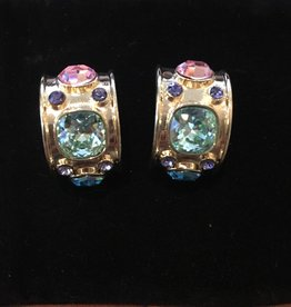 Jewelry VCExclusives: Aquamarine & Pink Ear Cuffs
