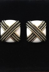 Jewelry VCExclusives: Rope Cross in Alabaster