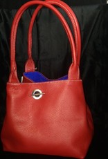 Handbags Valentina: Cherry Handbag