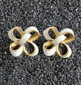 Jewelry KJLane: Candy Bow Ivory