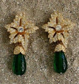 Jewelry KJLane: Jade & Starbursts