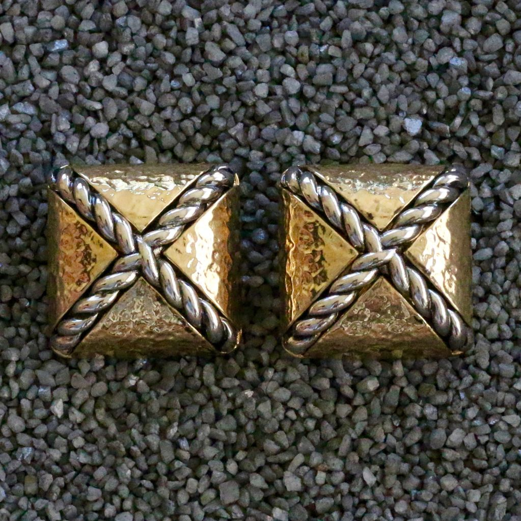 Jewelry VCExclusives: Bold Gold Weave