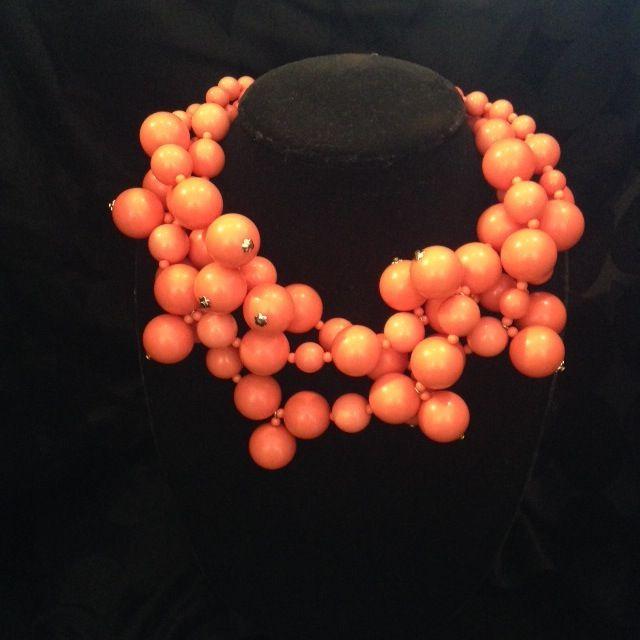 Jewelry KJLane: Clusters Coral